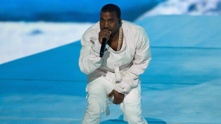Kanye West. Beeld epa