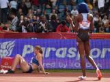 Schippers mist het podium op de 200 meter