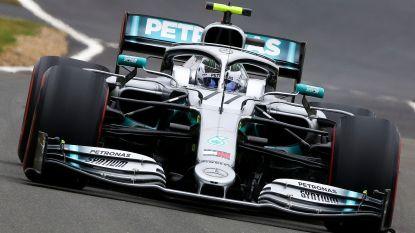 Hamilton grijpt voor eigen volk naast pole, ploegmaat Bottas zes duizendsten sneller