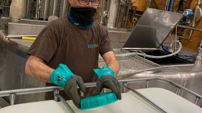 Ecover wil 40.000 liter handontsmettingsmiddel produceren voor zorgmedewerkers in strijd tegen coronavirus