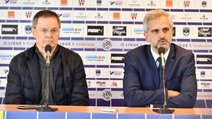 """Voorzitter Bordeaux waarschuwt Preud'homme: """"We lijken op de Titanic"""""""