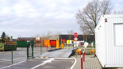 Aanpassingen recyclageparken: weegbruggen in Landegem, betalend houtafval in Deinze