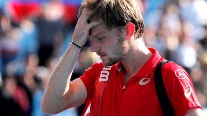 """Onze tennisexpert Filip Dewulf heeft het over gemiste kans voor Goffin: """"Hij moet zijn hoofd er leren bijhouden"""""""