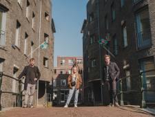 Deze vlag van Thomas, Evi en Remco uit Amersfoort duikt in heel Nederland op
