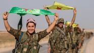 Zware tegenvaller voor IS: Koerden veroveren Syrische grensstad na hevige strijd