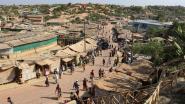 """Vrees voor """"nachtmerrie"""" in vluchtelingenkampen voor Rohingya in Bangladesh"""