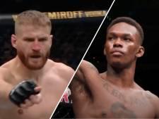 Kampioenenstrijd tussen UFC-sterren Israel Adesanya en Jan Blachowicz in maart
