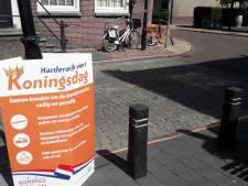 Harderwijk kleurt al oranje