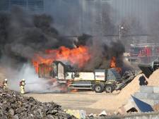 Vele honderdduizenden euro's  schade door brand in Steenwijk