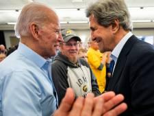 Ex-minister Buitenlandse Zaken Kerry 'klimaat-tsaar' onder Biden