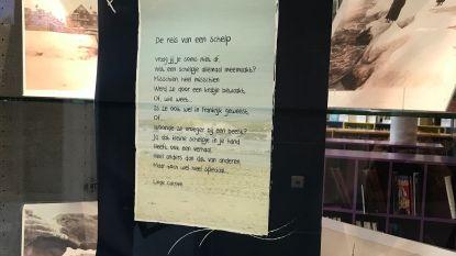 Shoppen in De Panne is nog nooit zo poëtisch geweest