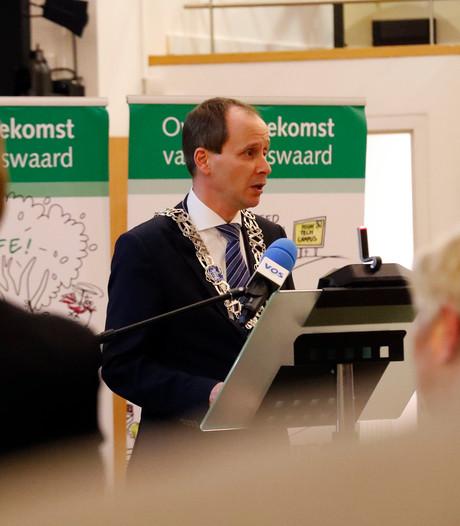 Burgemeester Ederveen van Valkenswaard wil extern onderzoek naar raadslid Ruud van Dijk