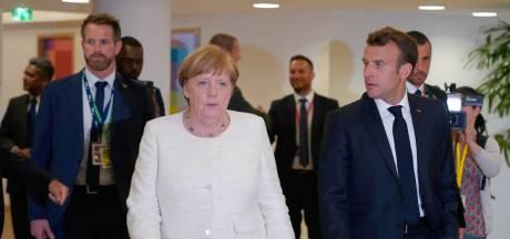 Brussel schuift meerjarenbegroting voor zich uit