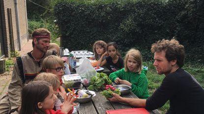 Kindjes leren zelf 'Lokaal, Ecologisch en Fair' koken