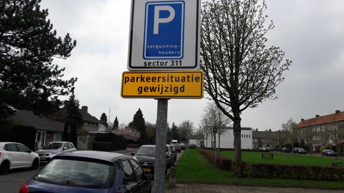 Een aantal bewoners van Den Bosch-Zuid maakt bezwaar tegen een nieuwe parkeerregeling.