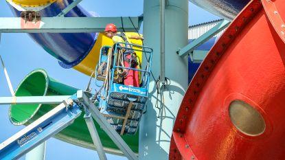 IN BEELD: De sloop van Océade