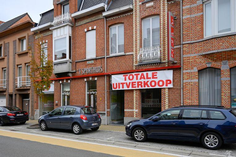't Sporthuis is al jaren een gevestigde waarde in Dendermonde.