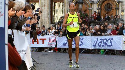 Gino Van Geyte is Belgisch kampioen marathon