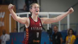 Emma Meesseman valt weer in de prijzen: basketbalspeelster krijgt nu ook Vlaams Sportjuweel
