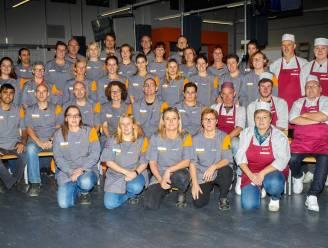 38-koppig team voor vernieuwde Colruyt