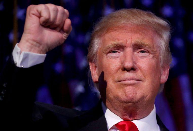Volgens de opiniepeiling voelt 31 procent van de Amerikanen zich 'veiliger' door de moslimban, 26 procent verklaart zich 'minder veilig' te voelen door de ban.