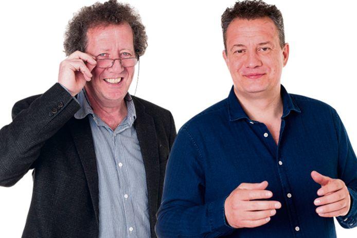 Ook de columns van Jan van Damme en Maikel Harte zijn Premium-verhalen.