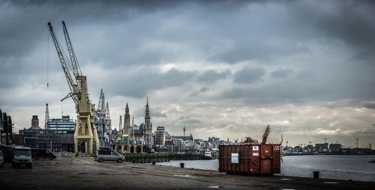 Illustratiebeeld: de Antwerpse haven.