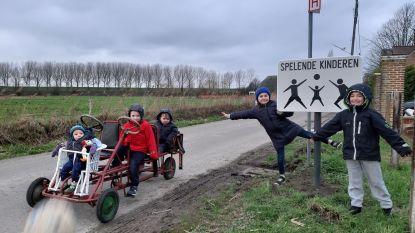 Welkom in Ouden Doel, waar 1 op 8 inwoners jonger is dan 10 jaar