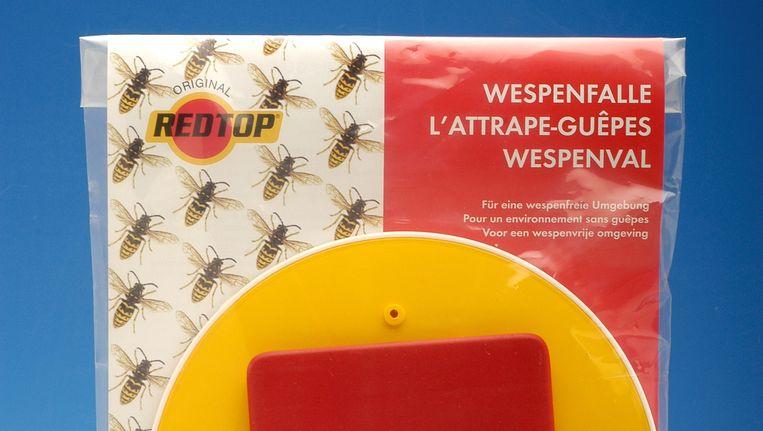 Redtop wespenval incl. lokstof 14,20 Beeld .