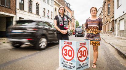 Bewoners meten zelf snelheid van bestuurders in hun straat: 1 op de 10 rijdt te snel