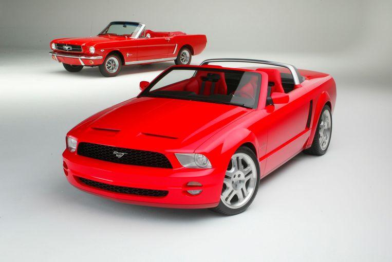 De Ford Mustang
