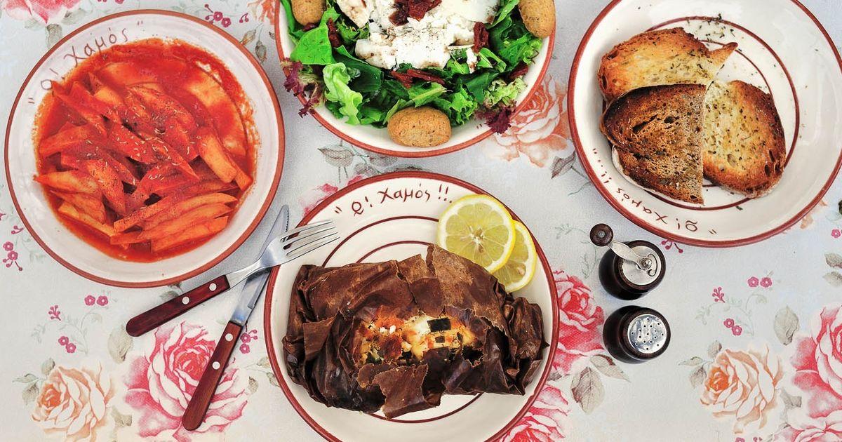 Aegean cuisine: slow food op zn grieks magazine de morgen