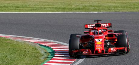 Vettel: Uiteindelijk ben ik de idioot