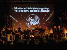 Jori Spapens van 14 wint Geldropse Kids Voice