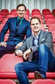 Frank en Ronald de Boer: Door Edwin Evers zijn we nóg bekender geworden