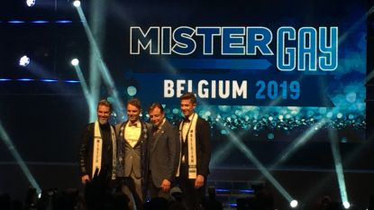 Matthias De Roover is Mister Gay Belgium 2019