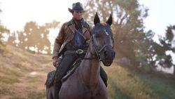 'Red Dead Redemption 2' plant roof op de Game van het Jaar-postkoets