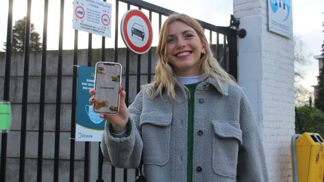 """Sien (19) lanceert SENDWICH app om op school broodjes te bestellen: """"Social distancing wordt makkelijker én we steunen lokale broodjeszaken"""""""