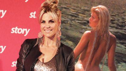 Vlaanderens meest legendarische naaktkalender krijgt herdruk, Tanja Dexters reageert furieus