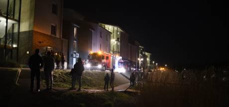 Veel rook vrij bij brand in appartement op vakantiepark De Eemhof in Zeewolde