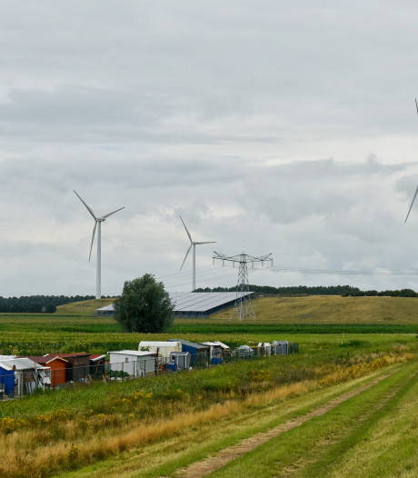 Kritiek op windmolens Waalwijk zwelt aan