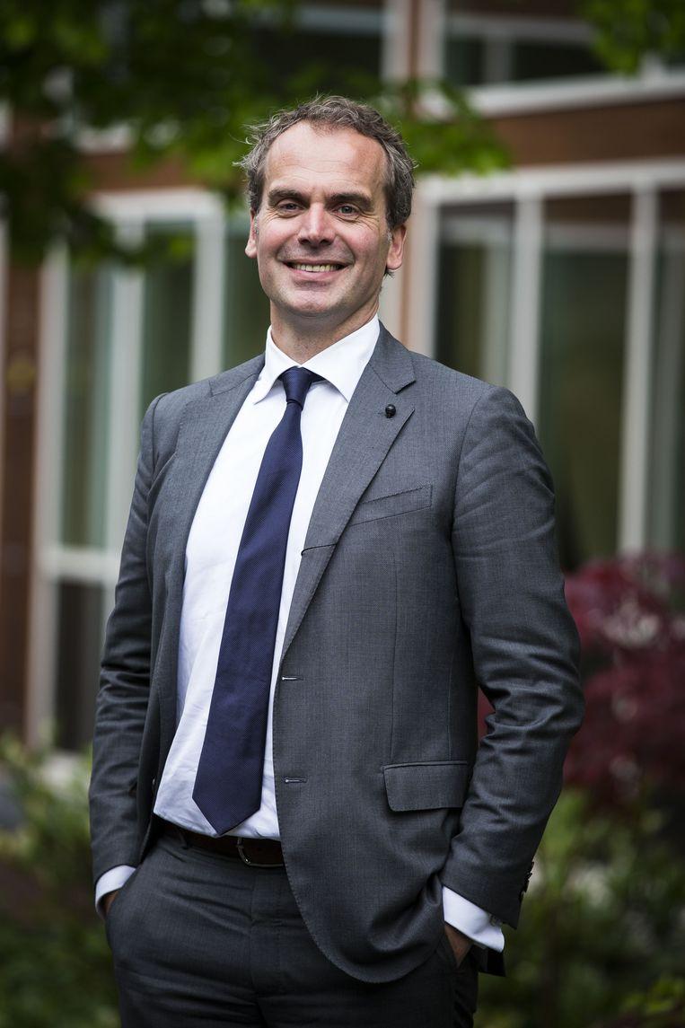 Directeur van het Alexander Monro ziekenhuis Jan van Bodegom. Beeld anp