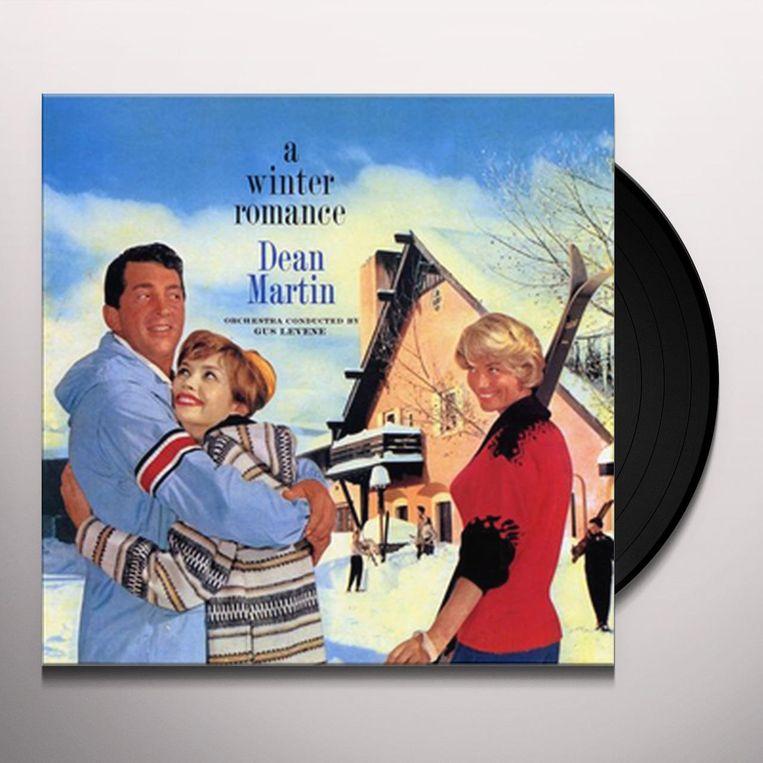 Dean Martin zette 'Baby It's Cold Outside' in 1959 op de plaat. Beeld