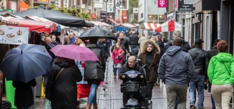Opmerkelijk: voor het eerst in jaren bezoeken meer mensen het centrum van Helmond
