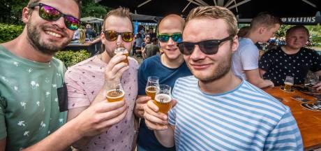 (Hooguit) keuzestress bij bezoekers Rigters Bierfestival