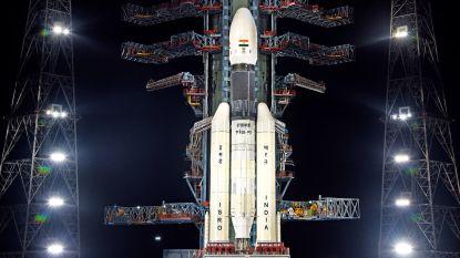 India probeert vandaag opnieuw raket naar maan te sturen