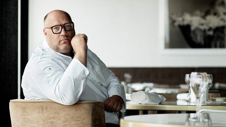 Chefkok Moshik Roth Beeld Harmen de Jong