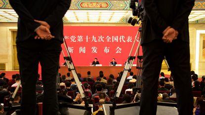 Vandaag start het 19e vijfjaarlijkse partijcongres in China
