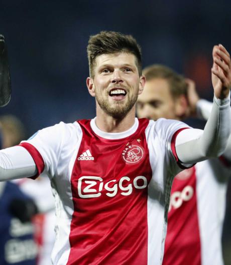 Geen vooronderzoek naar Huntelaar: 'Situatie tijdens wedstrijd beoordeeld'
