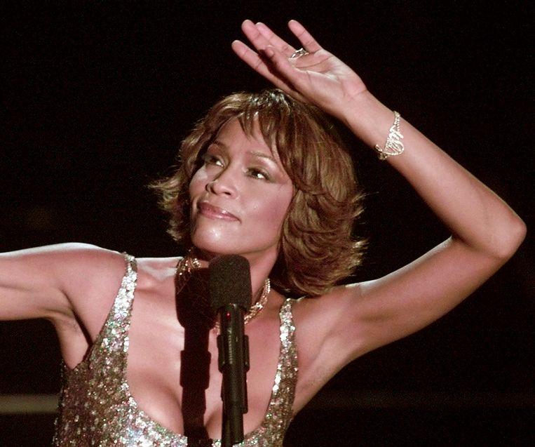 Whitney Houston Beeld AP